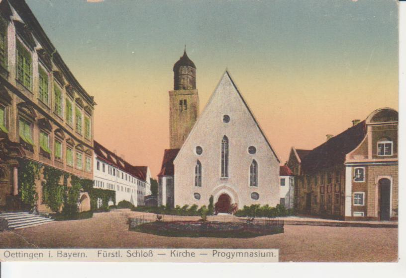 Oettingen in Bayern